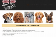 Good Dog Treat Company