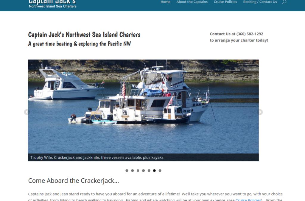 Captain Jack's NW Sea Island Charters