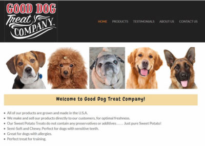 Good Dog Treat Co.