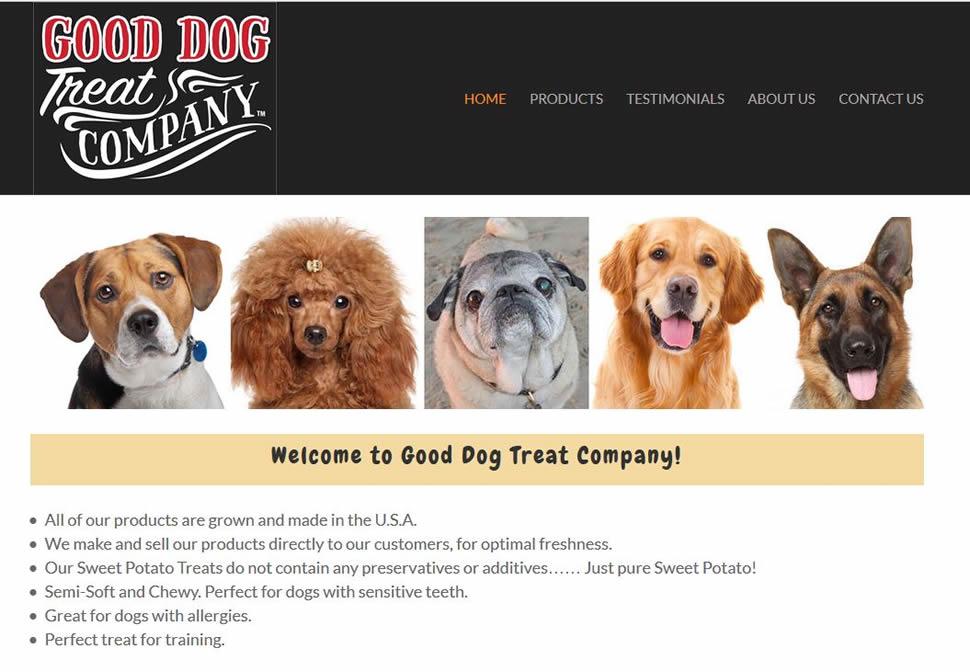 Good Dog Treat Co.