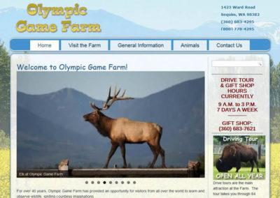 Olympic Game Farm