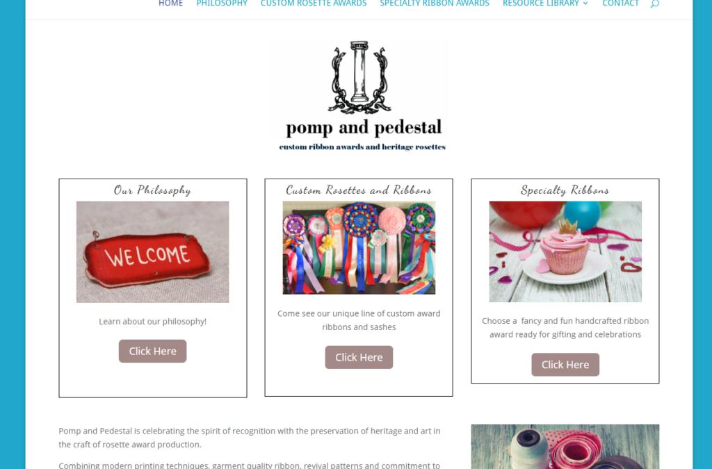 Pomp and Pedestal