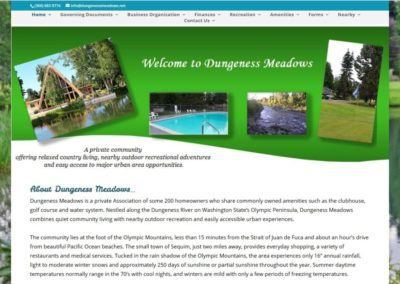 Dungeness Meadows Homeowners Assn.