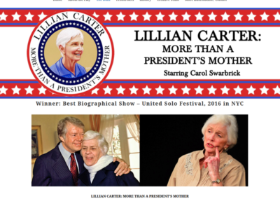 Lillian Carter, More than a President's Mother