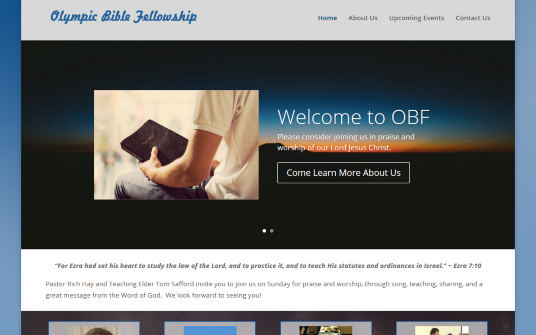 Olympic Bible Fellowship