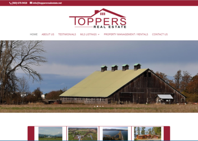Toppers Real Estate