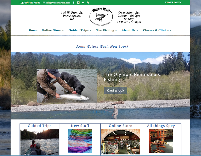 Waters West Fly Fishing Outfitters