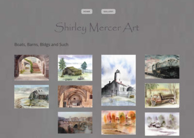 Shirley Mercer Art