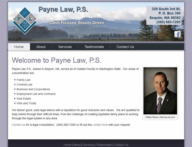Payne Law, P.S.