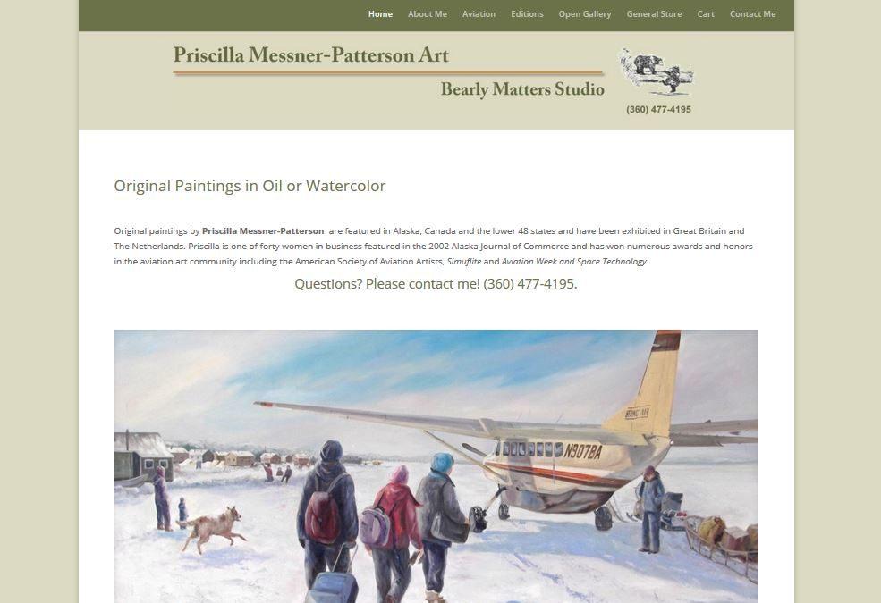 Priscilla Messner-Patterson