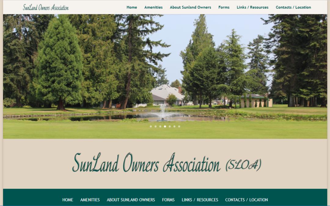 SunLand Homeowners Association