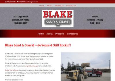 Blake Sand & Gravel