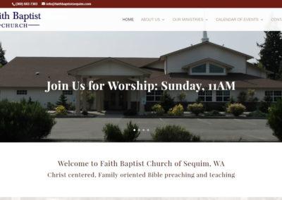 Faith Baptist Sequim