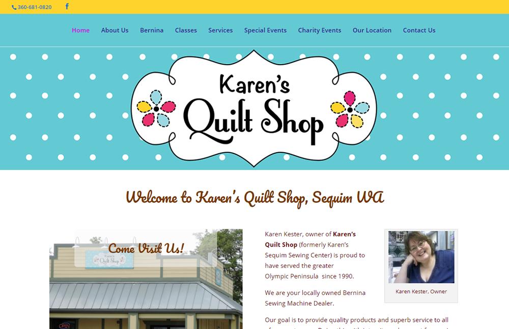 Karen's Quilt Shop
