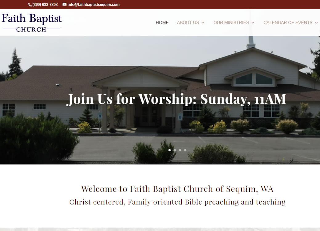 After-Faith Baptist Sequim