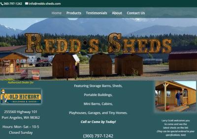 Redd's Sheds