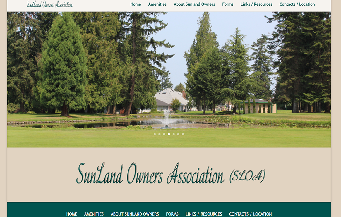 After-Sunland Owners Association